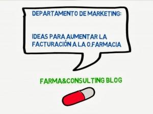 foto ideas departamento de marketing